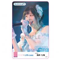 【浅井 七海】チーム4「手をつなぎながら」公演20180606(#1)