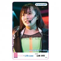 <img class='new_mark_img1' src='https://img.shop-pro.jp/img/new/icons1.gif' style='border:none;display:inline;margin:0px;padding:0px;width:auto;' />【山根 涼羽】チームA「AKB48全国ツアー2019」