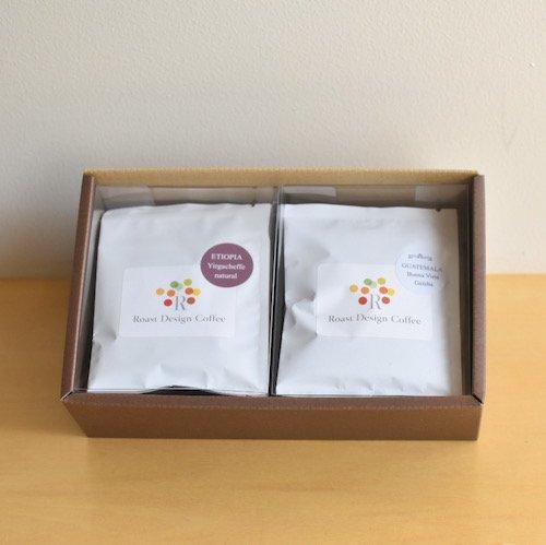 コーヒーバッグ ギフトボックス (10個入り)