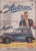 The Autocar No.2176 July 16th  1937.