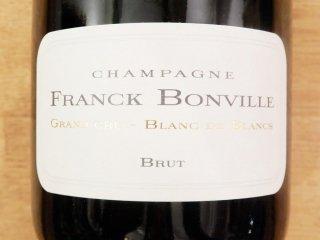 【シャンパン】フランク・ボンヴィル ブリュット ・セレクション
