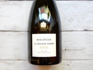 【シャンパン】ボランジェ ラ・グランダネ 2008(箱入り)