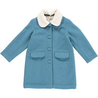 HAPPYOLOGY  JESSIE COAT, SKY BLUE
