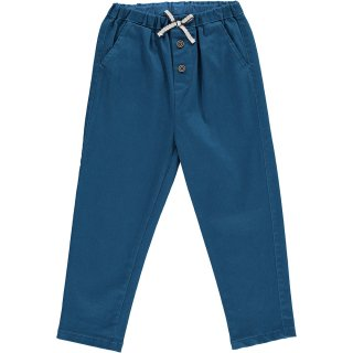 HAPPYOLOGY ASHTON TROUSERS, BLUE 2-3Y,3-4Y,4-5Y,5-6Y,6-7Y