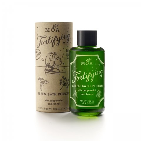Fortifying Green Bath Potion(100ml)