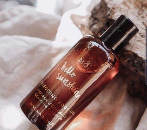 【ボディオイル】ハローサンシャインボディオイル Hello sunshine Energising Body oil(150ml)