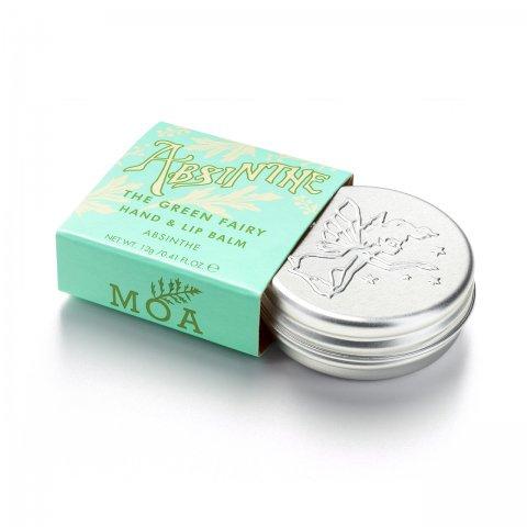 【ハンド&リップケア】グリーンフェアリー ハンド&リップバーム Green Fairy Absinthe Hand & Lip Balm(12g)
