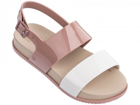 <img class='new_mark_img1' src='https://img.shop-pro.jp/img/new/icons22.gif' style='border:none;display:inline;margin:0px;padding:0px;width:auto;' />【20%OFF】Melissa  Mel Cosmic Sandal-PINK