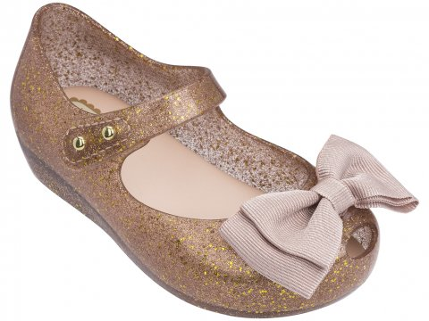 <img class='new_mark_img1' src='https://img.shop-pro.jp/img/new/icons22.gif' style='border:none;display:inline;margin:0px;padding:0px;width:auto;' />【20%OFF】Melissa  Mini Melissa Ultragirl Sweet-GLITTER