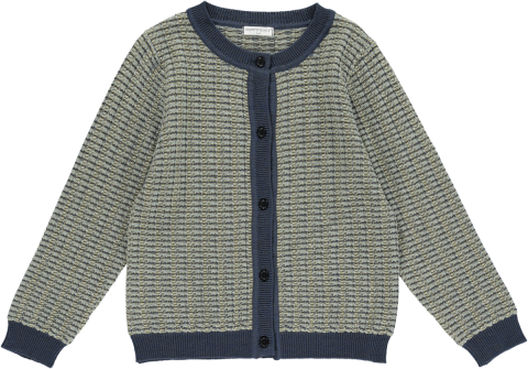 HAPPYOLOGY ACHERNAR CARDIGAN, TAUPE