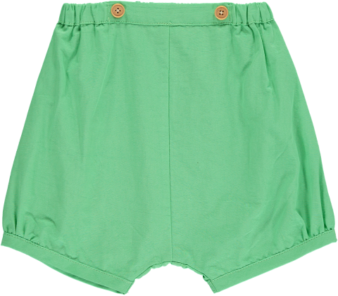 <img class='new_mark_img1' src='https://img.shop-pro.jp/img/new/icons22.gif' style='border:none;display:inline;margin:0px;padding:0px;width:auto;' />【50%OFF】HAPPYOLOGY  MIMI SHORTS, GREEN 0-6M,6-12M,12-18M,18-24M,2-3Y