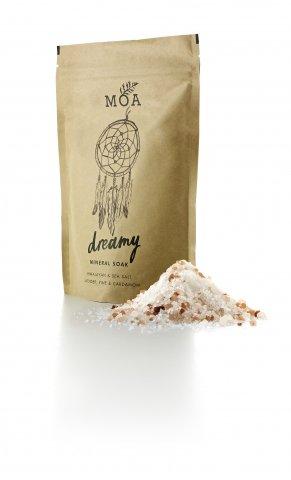 【バスソルト】ドリーミーミネラルミニソルト Dreamy Mini Mineral Soak (100g)