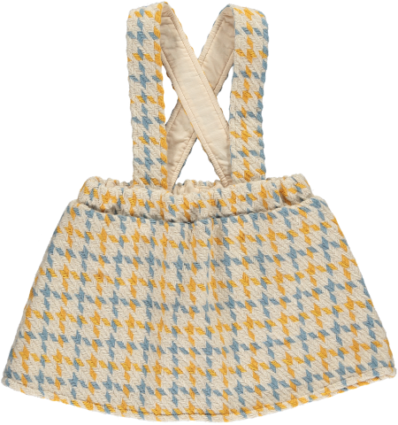 HAPPYOLOGY Orla Baby Skirt, Lollipop