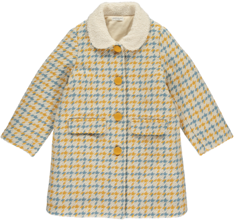 HAPPYOLOGY Aubree Coat, Lollipop