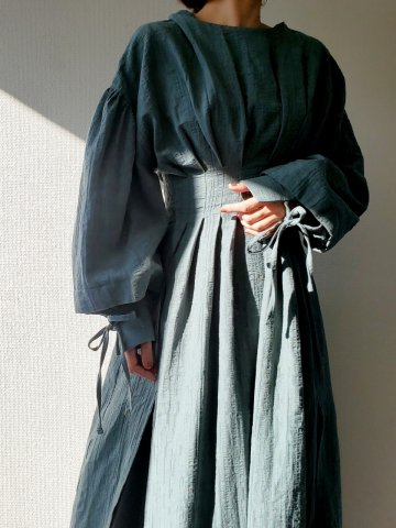 GHOSPELL Dawn Till Dusk Midi Dress