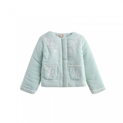 Louise Misha Kids Soluta Jacket, Almond
