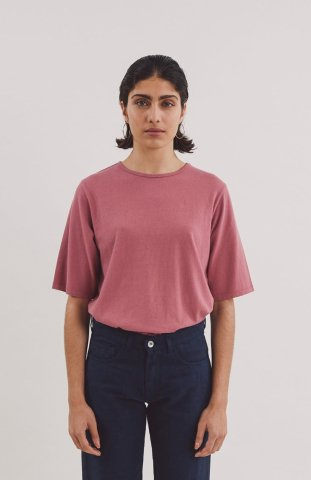 YMC Carlota Tee, Pink