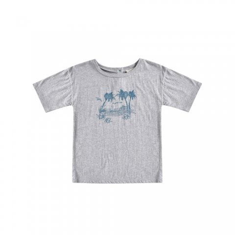 <img class='new_mark_img1' src='https://img.shop-pro.jp/img/new/icons5.gif' style='border:none;display:inline;margin:0px;padding:0px;width:auto;' />Louise Misha Baby Ammar Tee, Light Grey