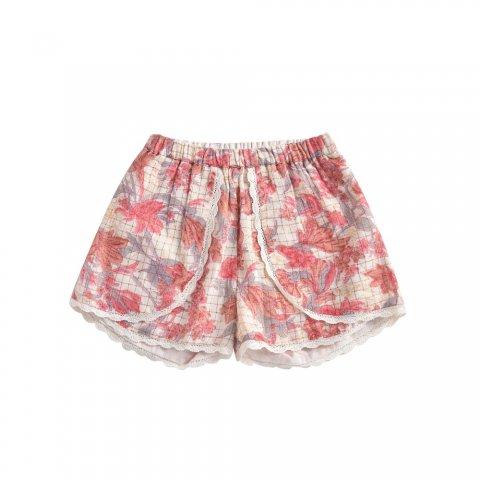 Louise Misha Baby Velinda Shorts, Pink Flowers