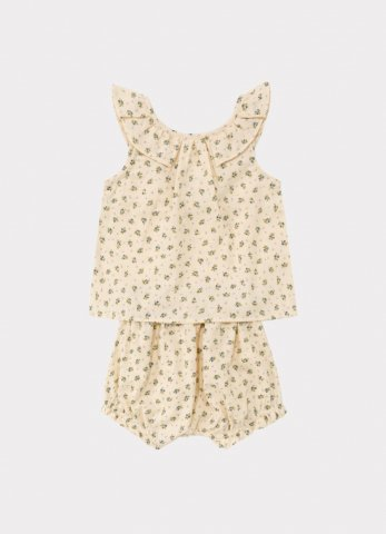 【セットアップ】HAPPYOLOGY Aubrey Baby Set
