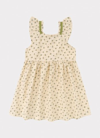 【ワンピース】HAPPYOLOGY Kids Chanti Dress