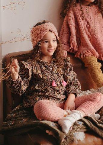【ブラウス】Louise Misha Kids Gaita Blouse, NordishFlowes