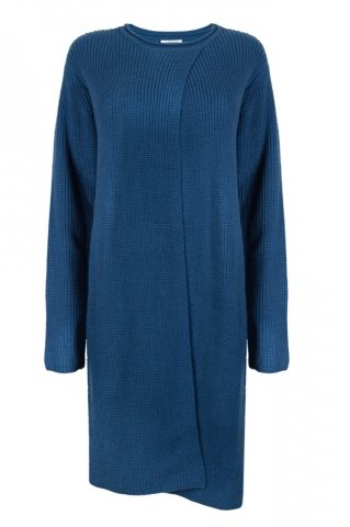 <img class='new_mark_img1' src='https://img.shop-pro.jp/img/new/icons5.gif' style='border:none;display:inline;margin:0px;padding:0px;width:auto;' />JOVONNA CAFUNE KNITTED JUMPER-BLUE