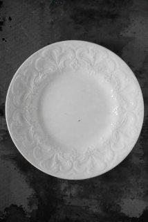 Roundshape plate