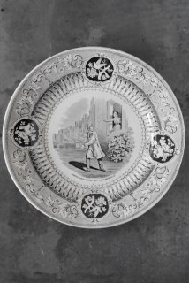 Grisaille plate