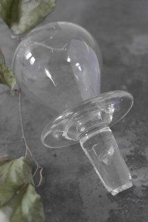 Oil lamp vase