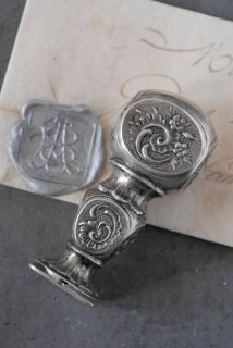 Sealing wax stamp
