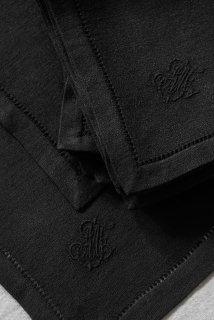 Petite serviette(noir)