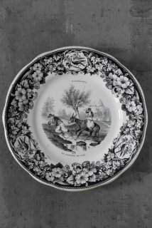 Grisaille plate (No1)