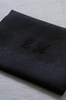 Serviette noir(EM)