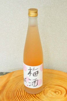 〆張鶴 梅酒
