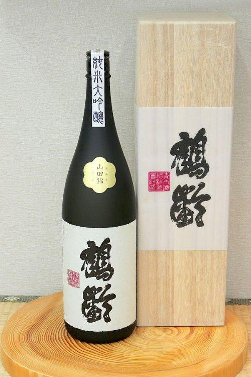 鶴齢 純米大吟醸 山田錦37%精米
