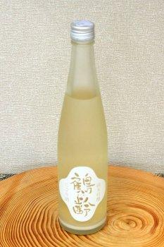 鶴齢 純米吟醸にごり酒