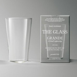 THE GLASS/GRANDE 470ml