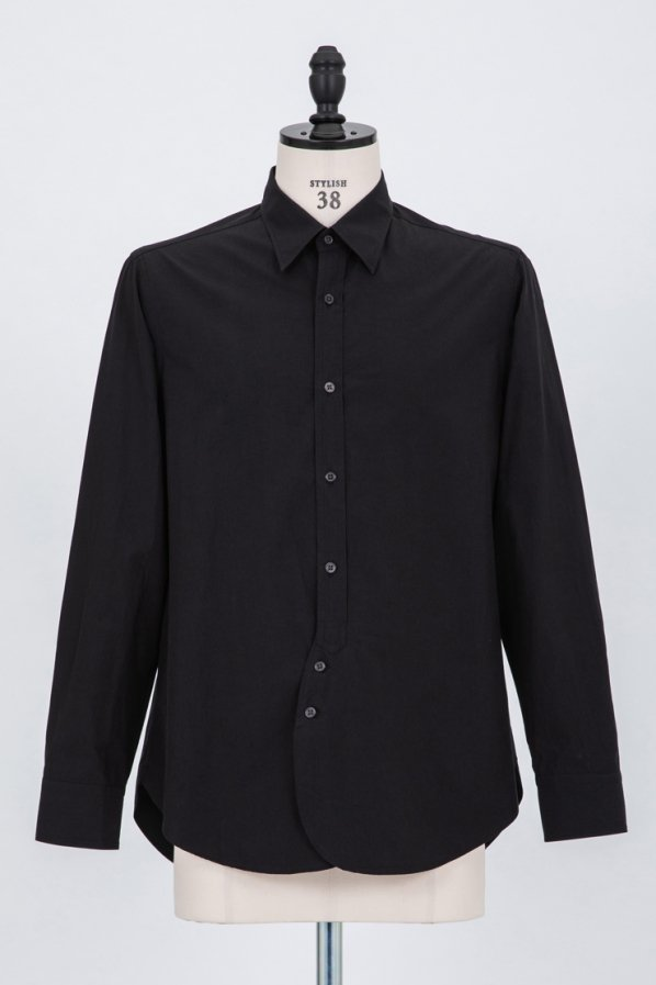 COTTON TYPEWRITER REGULAR SHIRT