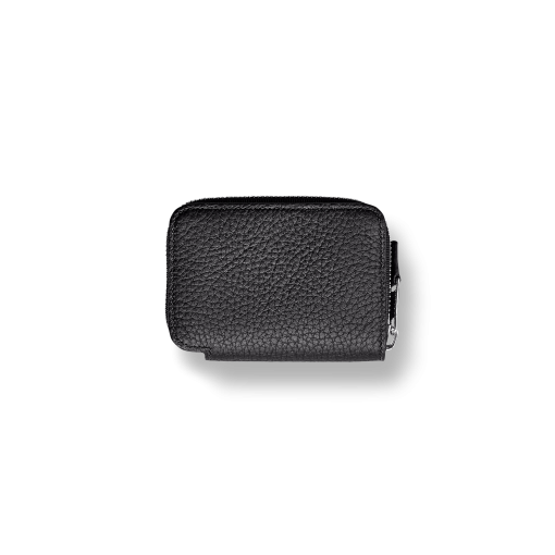 TT3 Coin Case<br>French Crisp Calf×Lamb<br>Black×New Grey