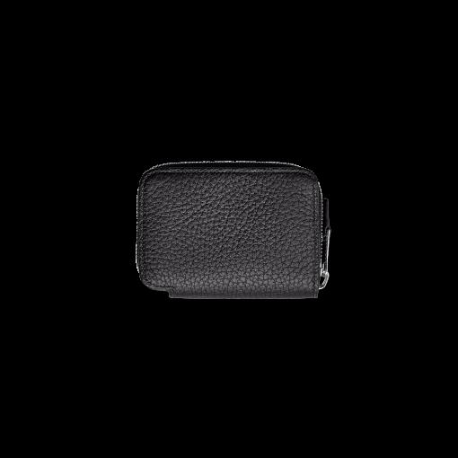 TT3 Coin Case<br>French Crisp Calf×Lamb<br>Black×New Grey
