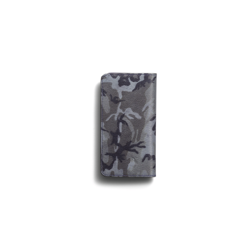 iPhone 7Plus&8Plus Combo Case<br>Camouflage Goat×Goat<br>Grey×Dark Purple