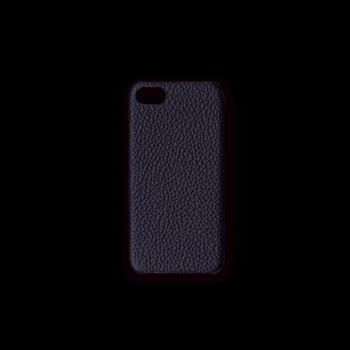 iPhone 8 Case<br>German Shrunken Calf<br>Midnight Blue
