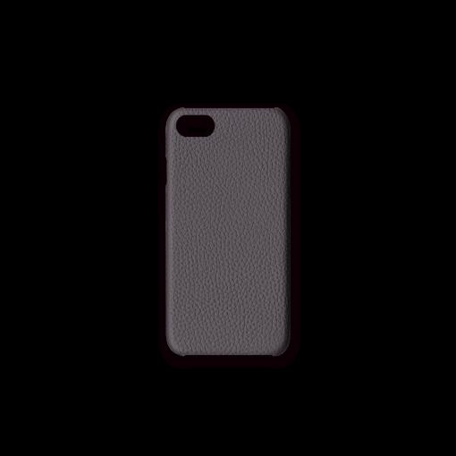iPhone 7, 8 & SE Case<br>German Shrunken Calf<br>Titanium