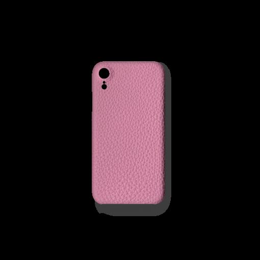 iPhone XR Case<br>German Shrunken Calf<br>Pink