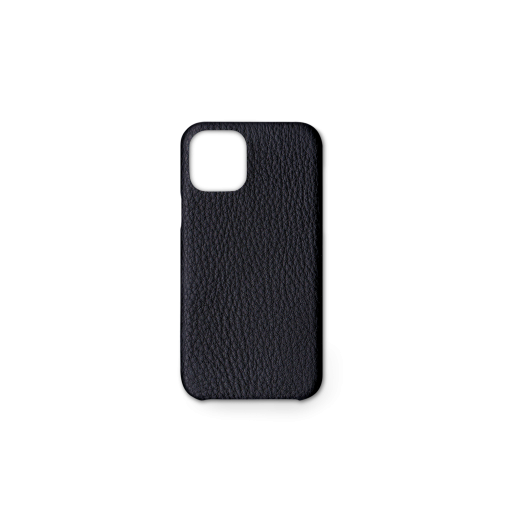 iPhone 11 Pro Case<br>French Crisp Calf<br>Black