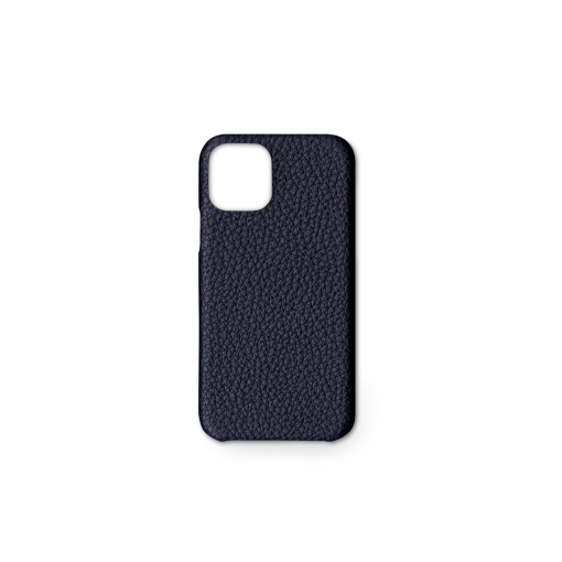 iPhone 11 Pro Carbon Case<br>French Crisp Calf<br>Imperial Blue