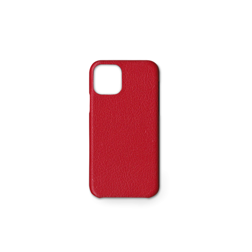 iPhone 11 Pro Carbon Case<br>French Goat<br>Red