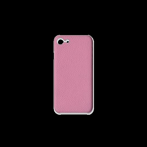 iPhone 7, 8 & SE Case<br>German Shrunken Calf<br>Pink