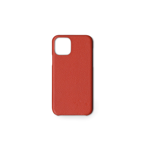 iPhone 11 Pro Carbon Case<br>French Goat<br>Orange